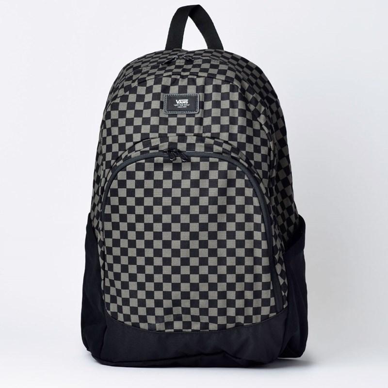 eb8c7c151362a Mochila Vans Van Doren® Original Backpack Black VN0A36OSBA5 - Loja Virus