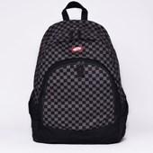 Mochila Vans Van Doren Backpack Checkerboard Black Charcoal VN-0C8YBA5