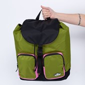 Mochila Vans WM Geomancer II Backpack Calla Green VN0A47XEV48