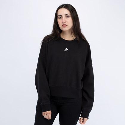 Moletom adidas Adicolor Essentials Fleece Black H06660