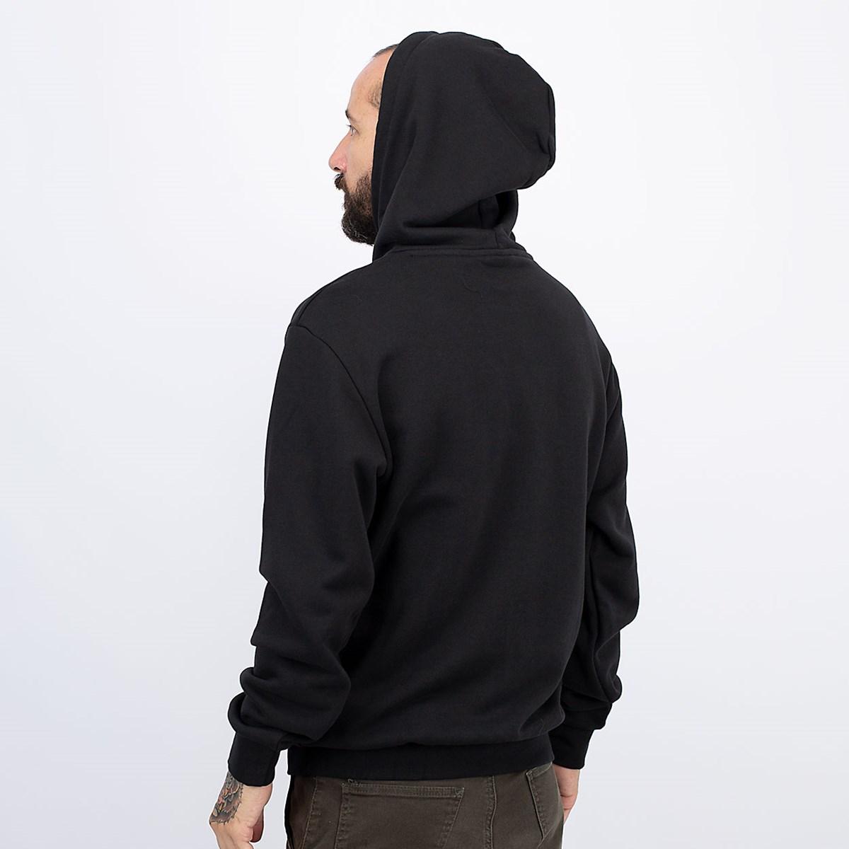 Moletom adidas Capuz Worm Print Black GN2159