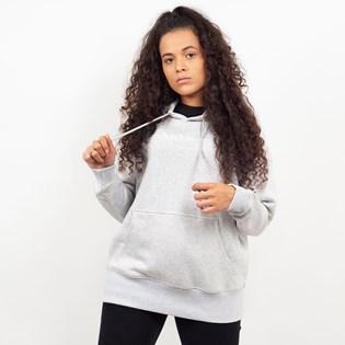 Moletom Adidas Coeeze Hoodie Capuz Cinza DU7185
