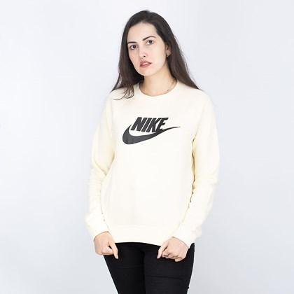 Moletom Nike Sportswear Essential Beige BV4112-113