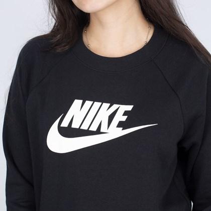 Moletom Nike Sportswear Essential Black BV4112-010