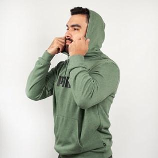 Moletom Puma Masculino Capuz Essentials Hoodie Laurel Wreath Verde 85242423