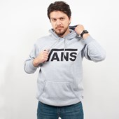 Moletom Vans Capuz Classic Po Hoodie Athletic Heather VNBB0J8NATH
