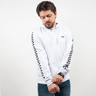 Moletom Vans Capuz Versa Hoodie White Checkerboard VN0A3HPZTDC
