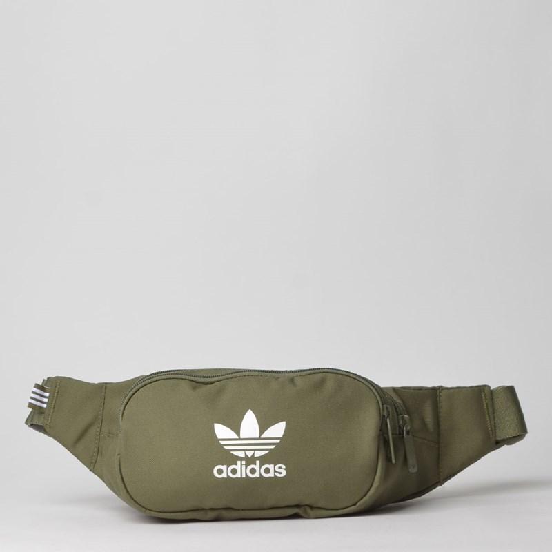 Pochete Adidas Essential Verde militar ED8680