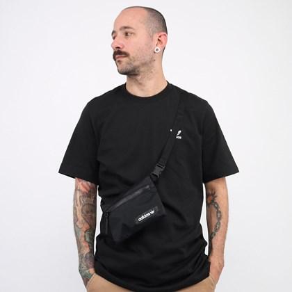 Pochete Adidas Future Pouch Black FL9648