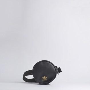 Pochete Adidas Waistbag Round Black FL9628