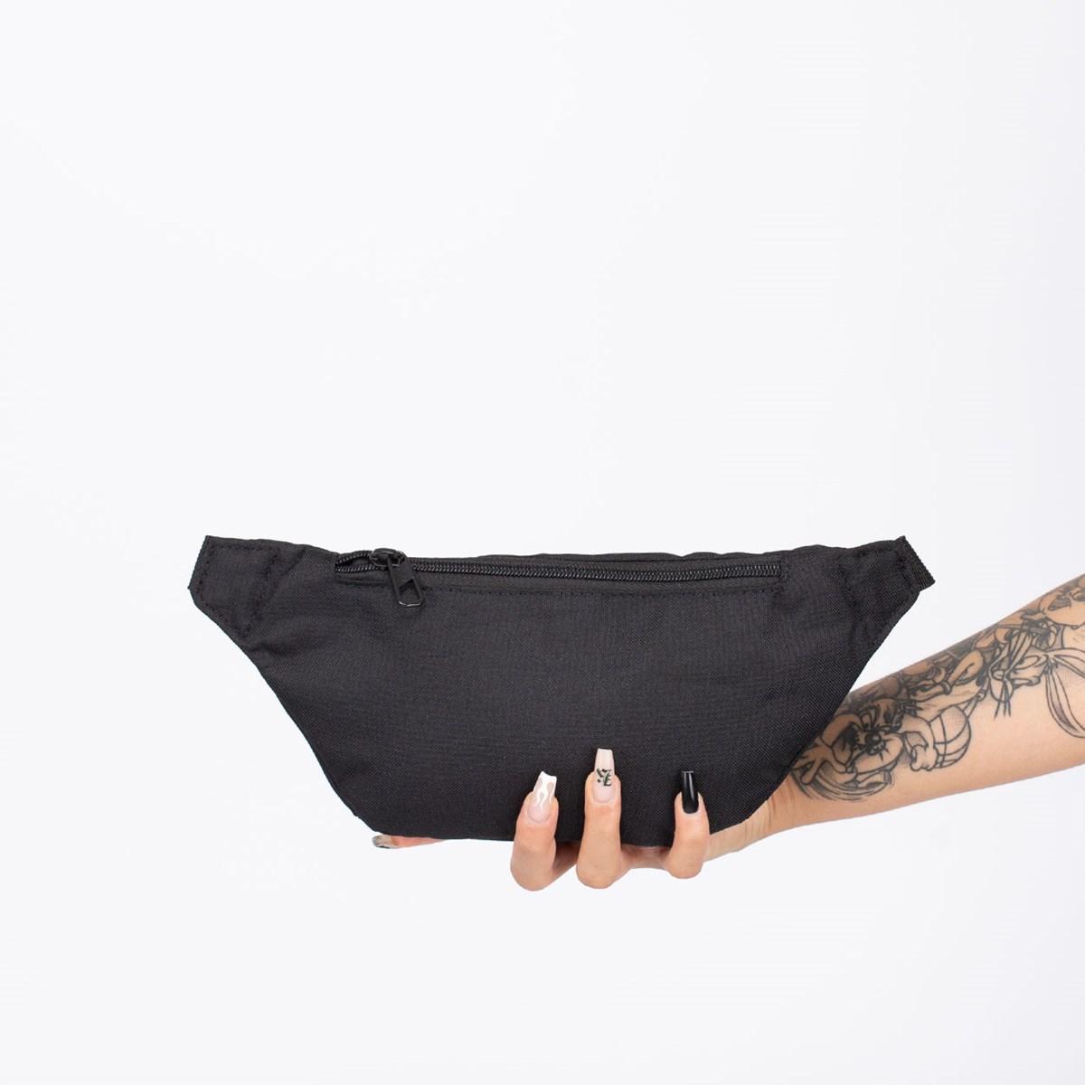 Pochete Puma Deck Waist Bag Black 076906-01