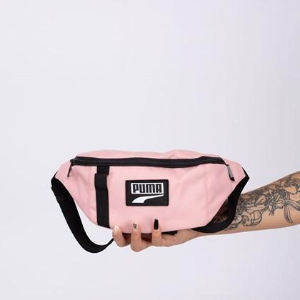 Pochete Puma Deck Waist Bag Pink 076906-04