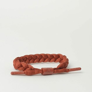 Pulseira Rastaclat Unissex Classic Solid Red Clay Red RC001RDCL