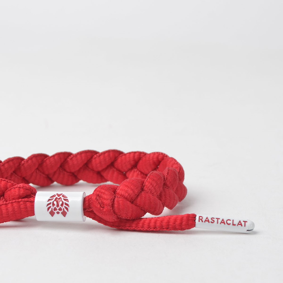Pulseira Rastaclat Unissex Fire Red RC001RD