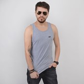 Regata Vans Masculina Core Basic Tank Athletic Heather VN017K4UATH