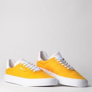 Tênis Adidas 3MC Amarelo Branco EE6088