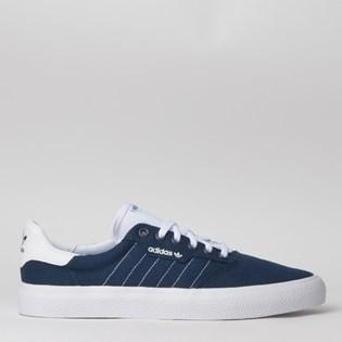 Tênis Adidas 3MC Marinho Branco EE6091