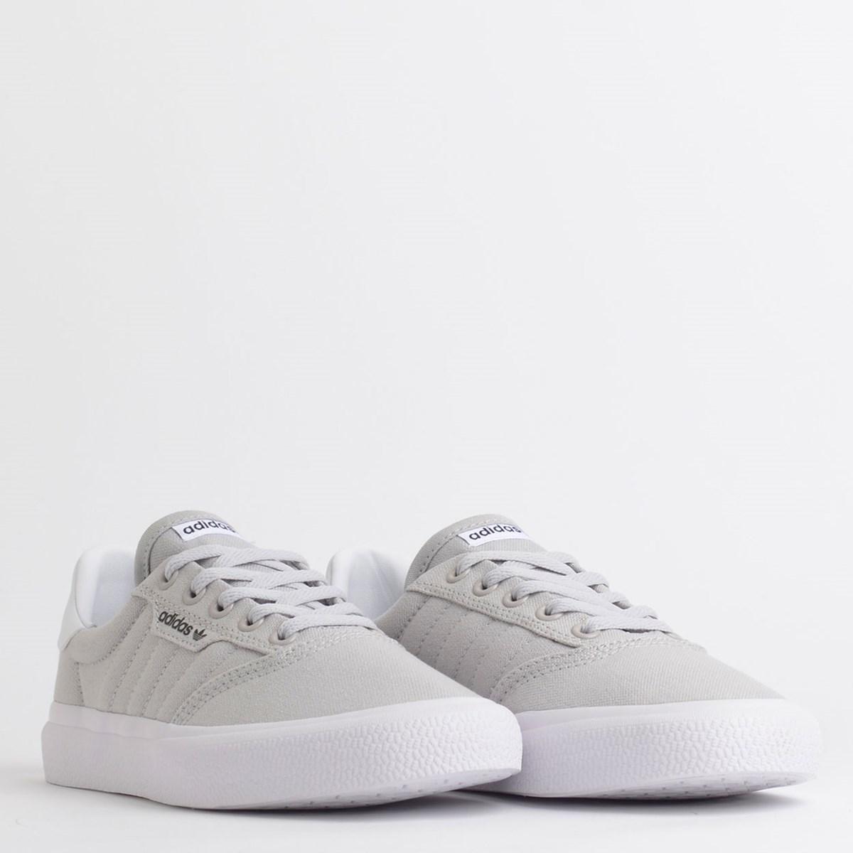 Tênis Adidas 3MC Vulc Cinza Branco DB3105