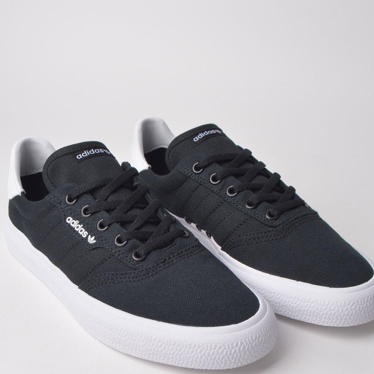 Tênis Adidas 3MC Vulc Preto Branco B22706