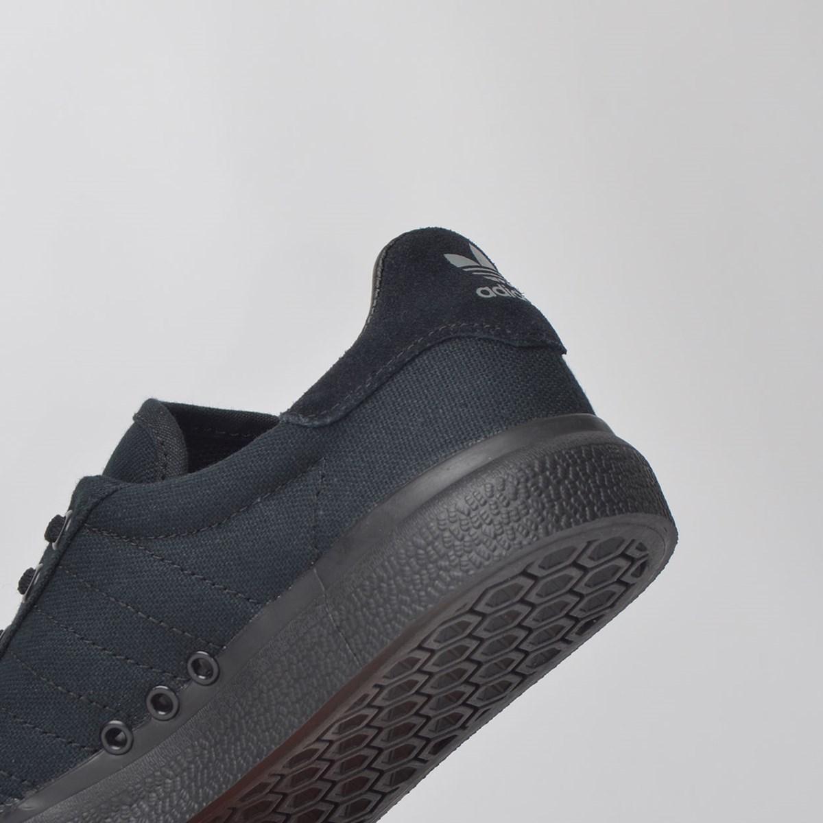 Tênis Adidas 3MC Vulc Preto Cinza B22713