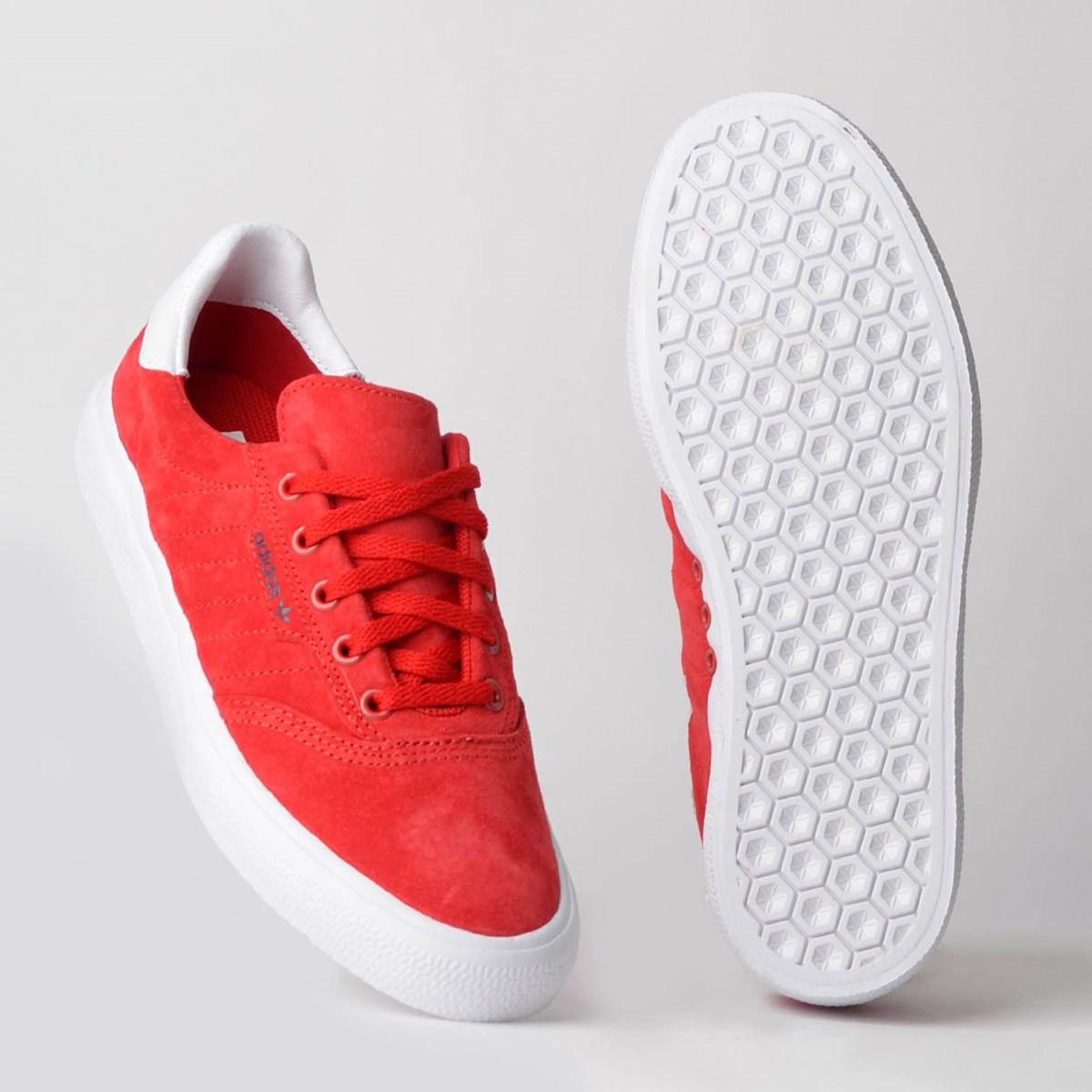 Tênis Adidas 3MC Vulc Vermelho EE6085