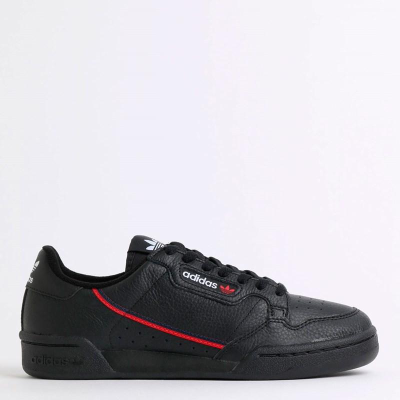 Tênis Adidas Continental 80 Core Black G27707