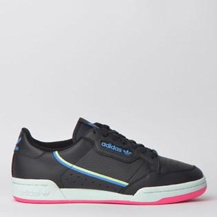 Tênis Adidas Continental 80 W Preto Branco G27723