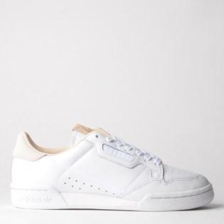 Tênis Adidas Continetal 80 Branco EF2101