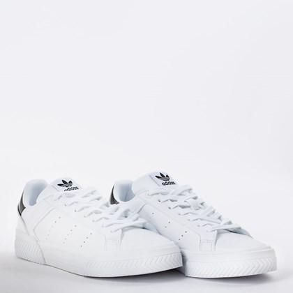 Tênis adidas Court Tourino Cloud White Core Black H05279