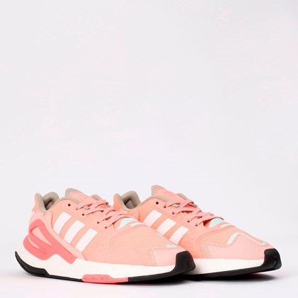Tênis adidas Day Jogger W Trace Pink Ftwr White FW4828