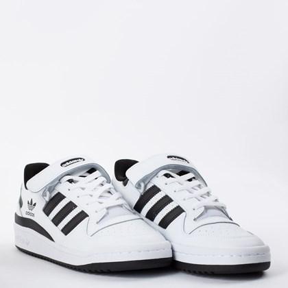 Tênis adidas Forum Low Cloud White Core Black FY7757