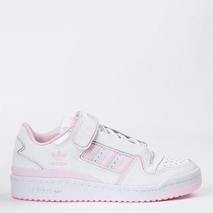 Tênis adidas Forum Plus Cloud White Clear Pink GX5073
