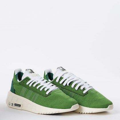 Tênis adidas Geodiver Primeblue Crew Green Cloud White H01779