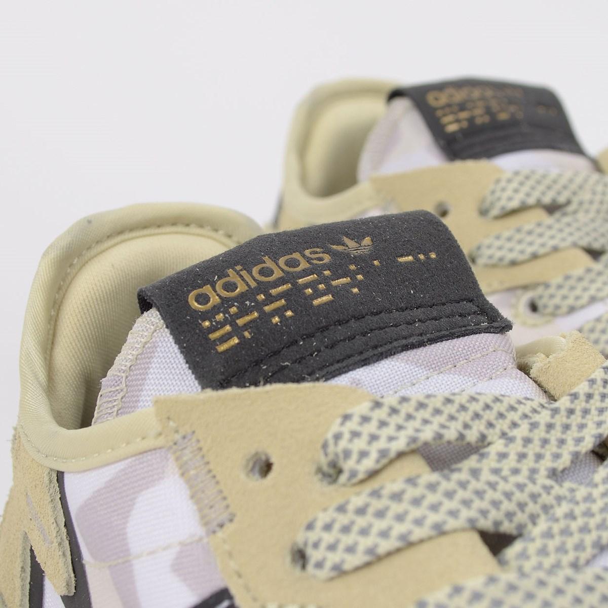 Tênis adidas Nite Jogger Chalk White FW4394
