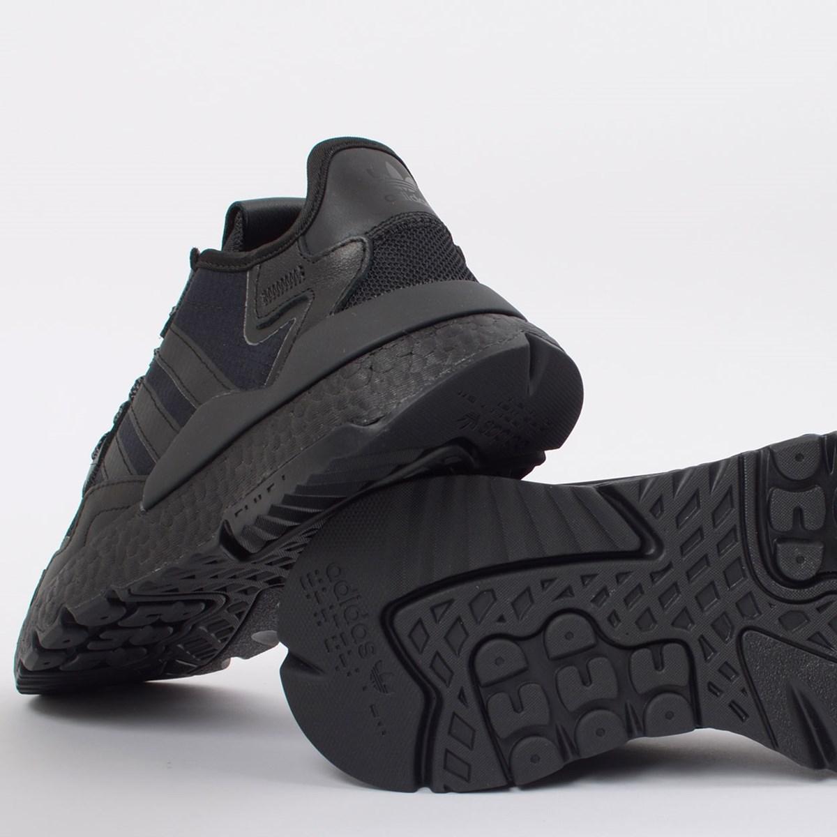 Tênis adidas Nite Jogger Core Black FV1277