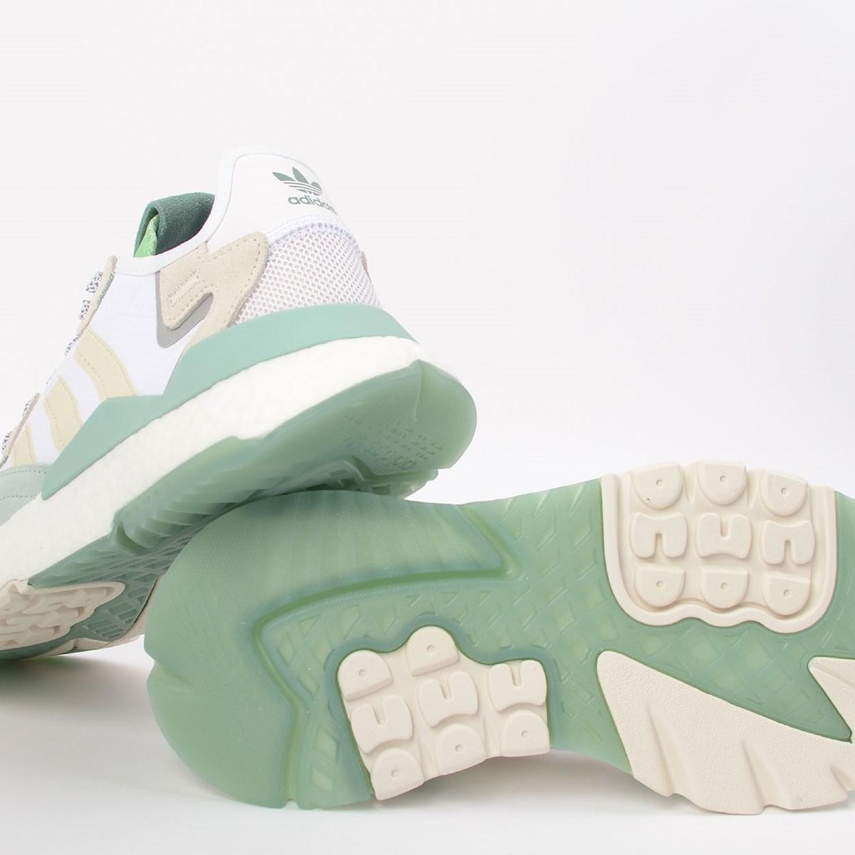 Tênis adidas Nite Jogger W Ftwr White Alumina FV1329