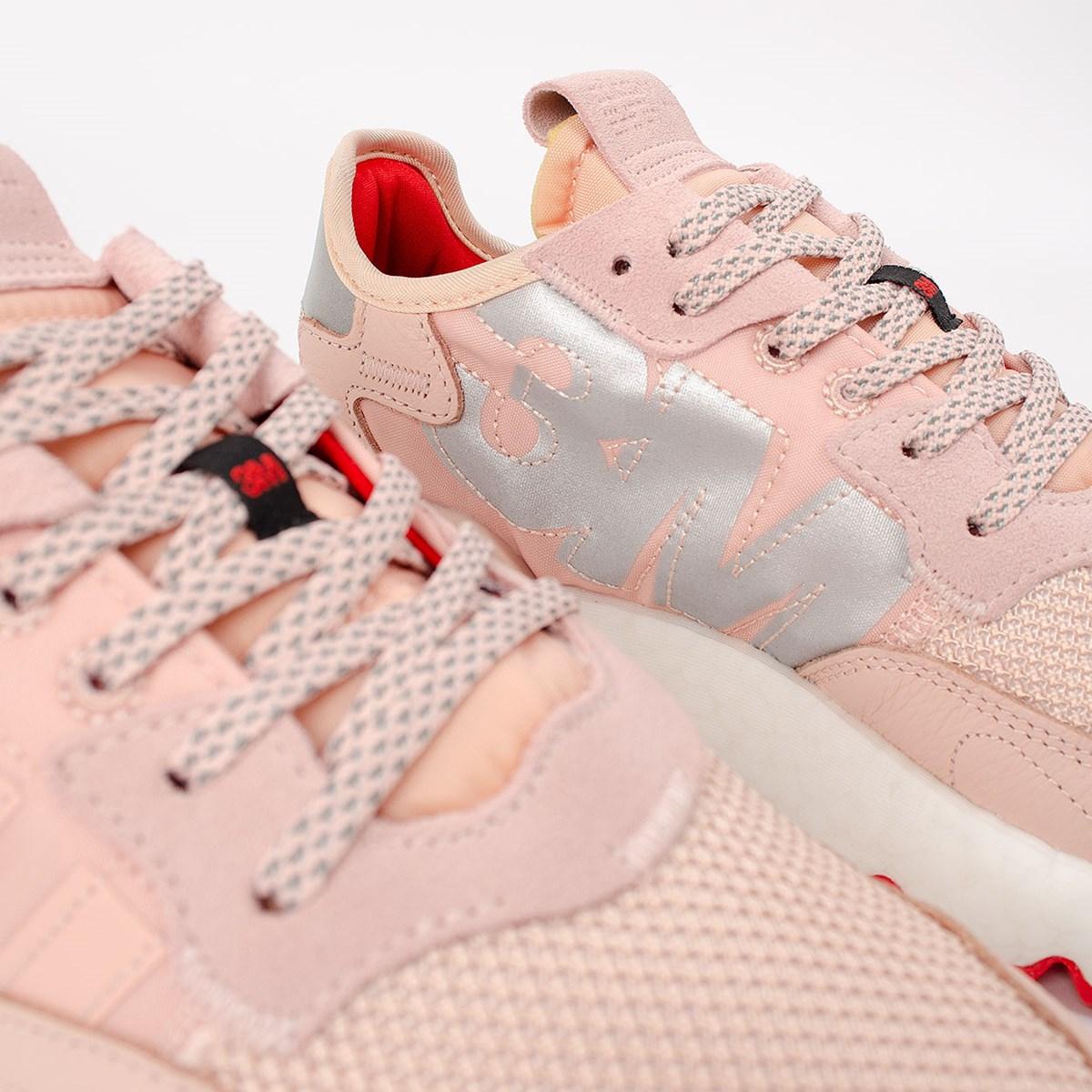 Tênis adidas Nite Jogger W Vapour Pink EE5915