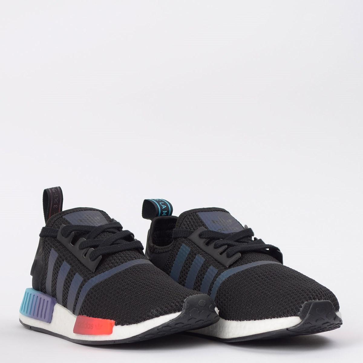 Tênis adidas NMD_R1 Core Black FW4365