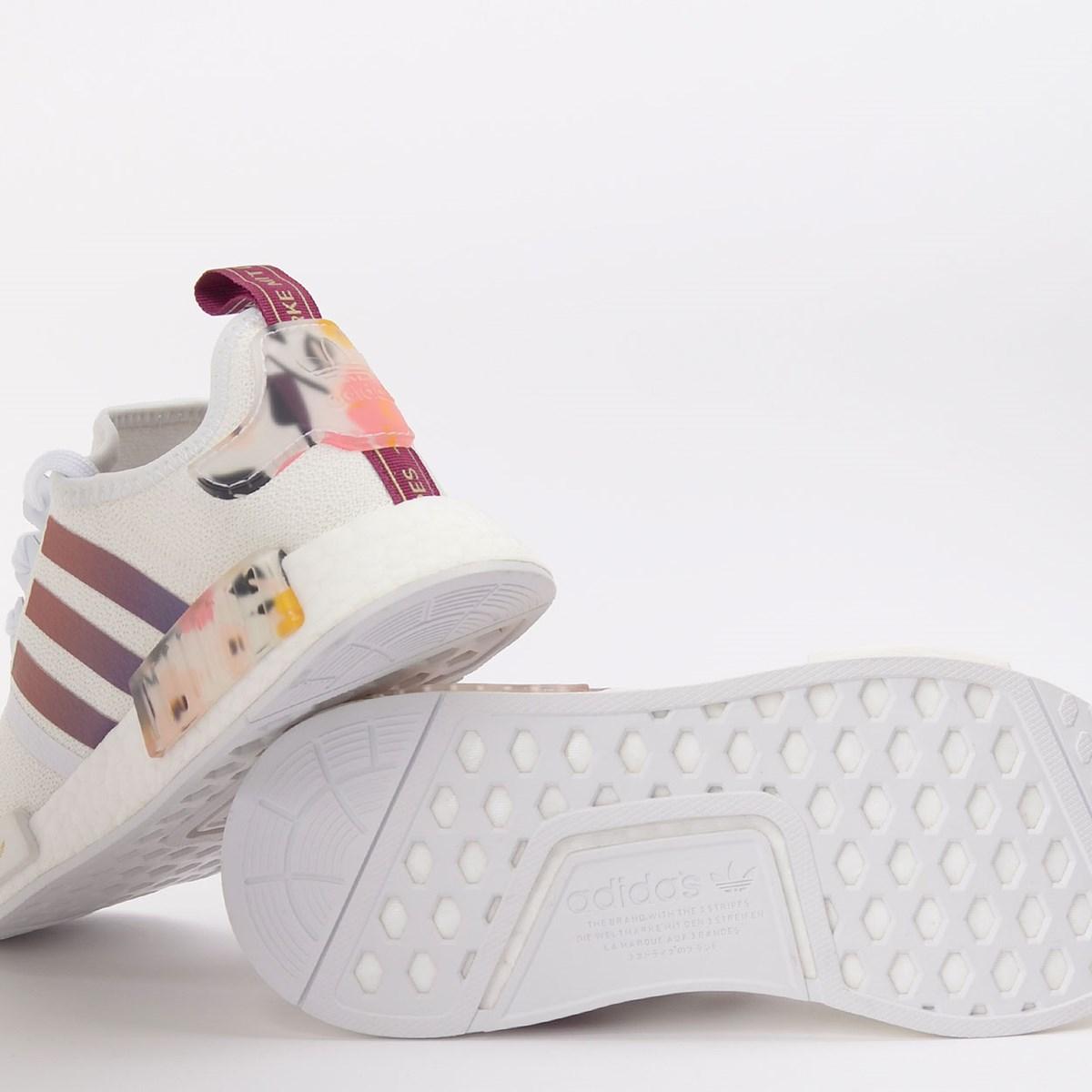 Tênis adidas NMD_R1 W Cloud White FX8110