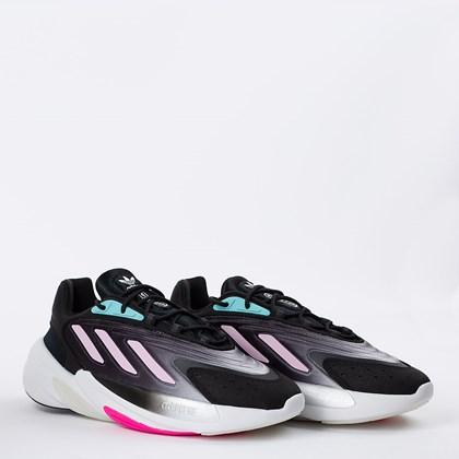 Tênis adidas Ozelia W Black Clear Pink H04266
