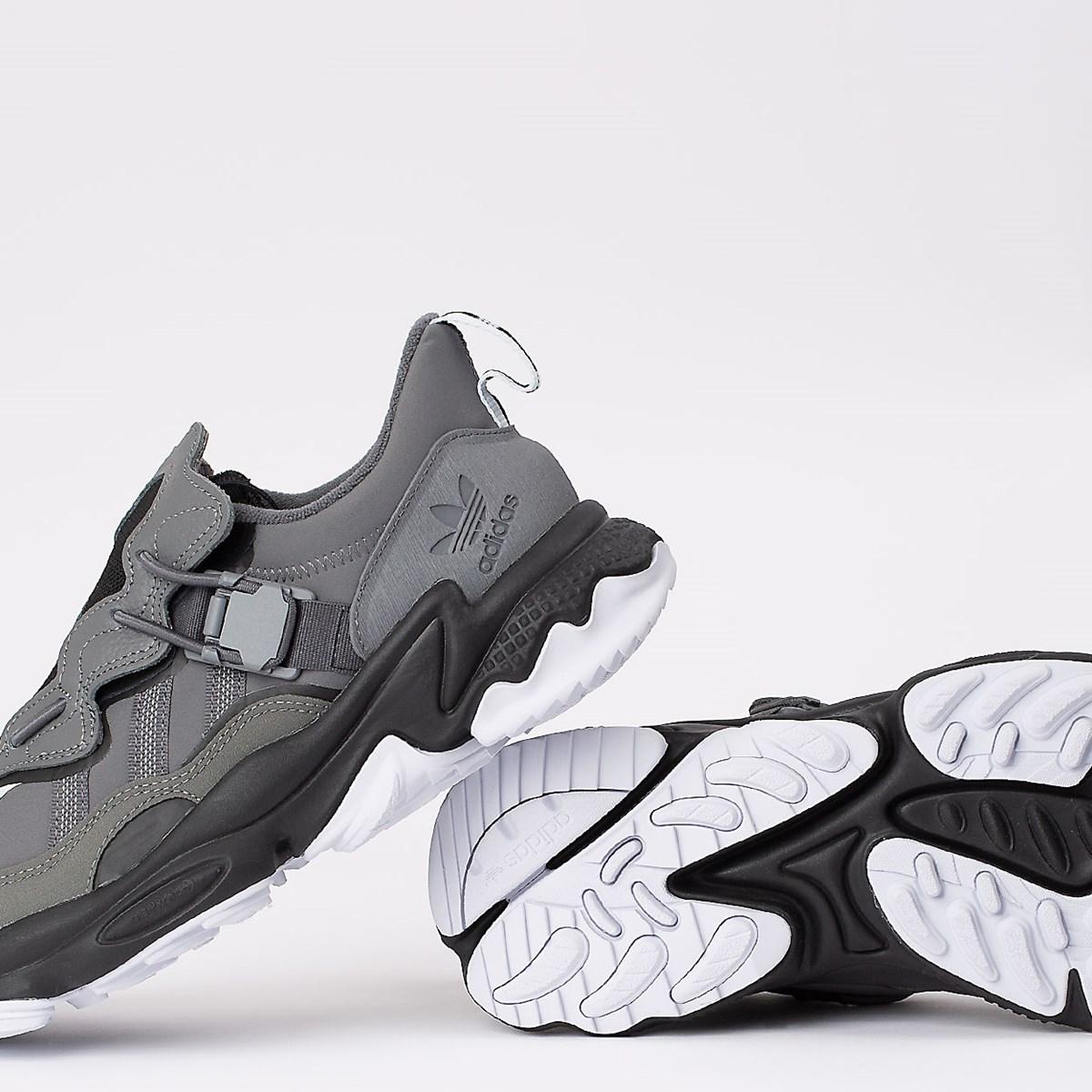 Tênis adidas Ozweego Flipshield Grey Five FX6044