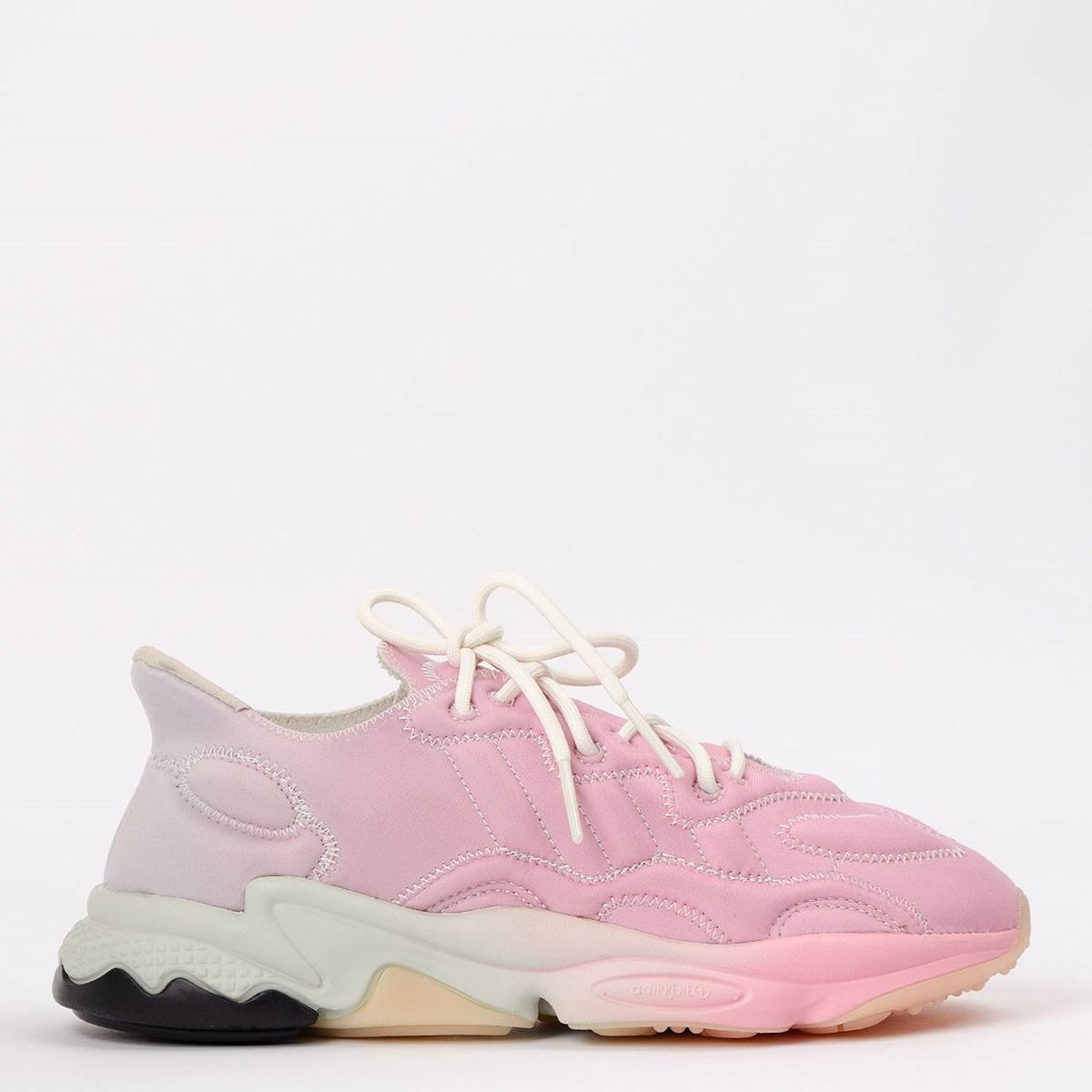 Tênis adidas Ozweego Tech 3D W True Pink Core Black EF4296