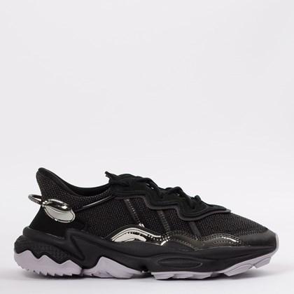 Tênis adidas Ozweego TR W Core Black Silver Metallic FV9764
