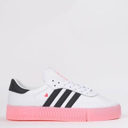 Tênis Adidas Sambarose Branco EF4965