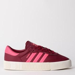Tênis Adidas Sambarose W Bordo EE7045