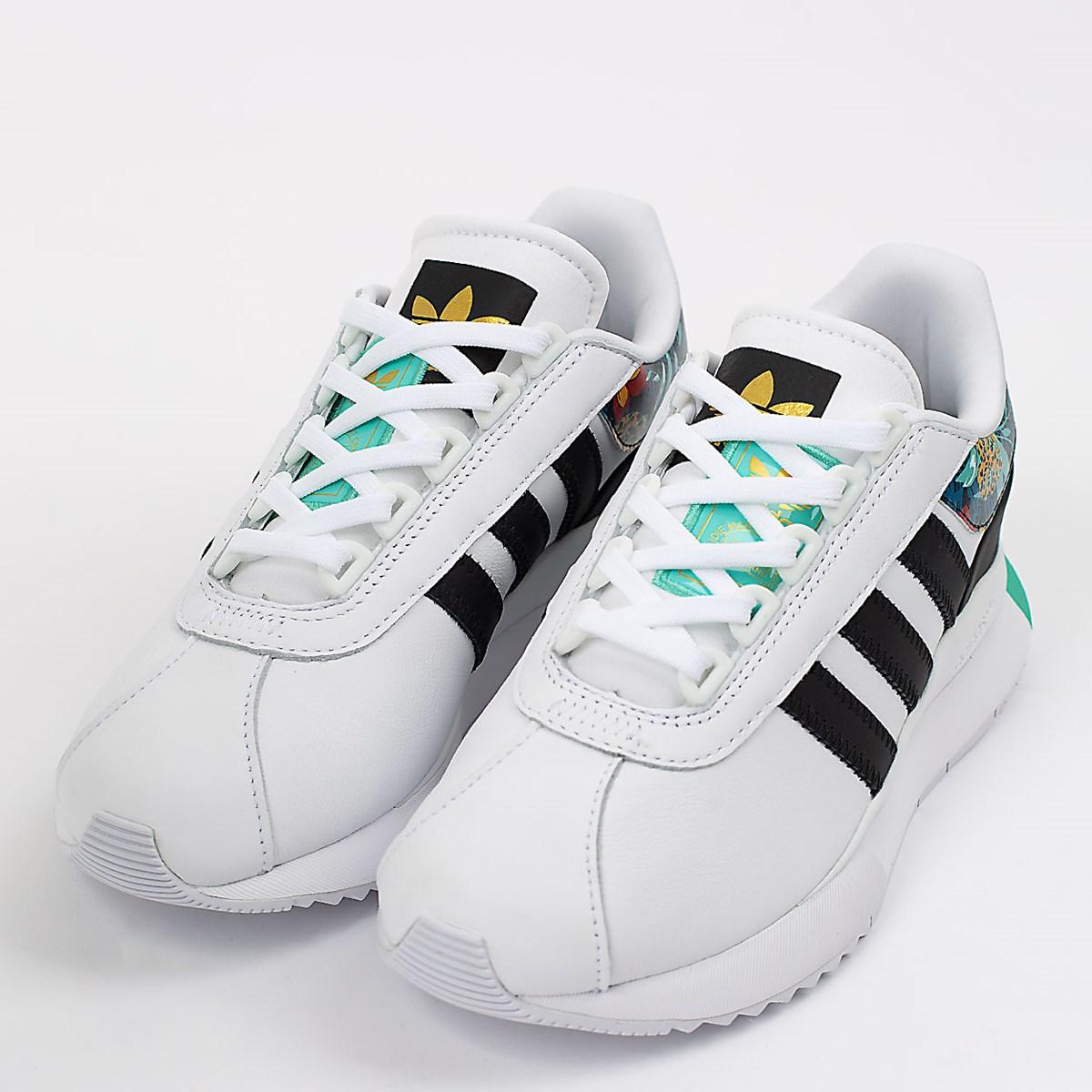 Tênis adidas SL Andridge Cloud White Black FY3658