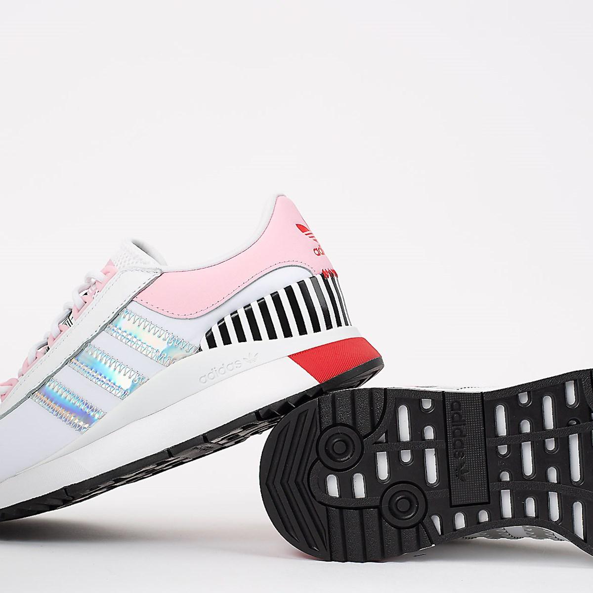 Tênis adidas SL Andridge Cloud White True Pink FY5080