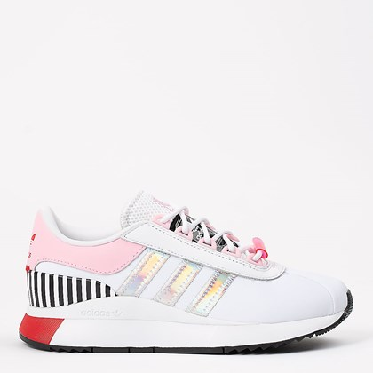 Tênis adidas SL Andridge Cloud White True Pink FY5080