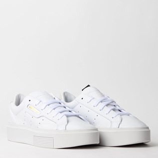 Tênis Adidas Sleek Super W Branco EF8858