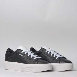 Tênis Adidas Sleek Super W Preto Branco EE4519